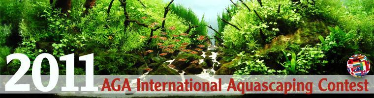 2011 AGA Aquascaping Contest