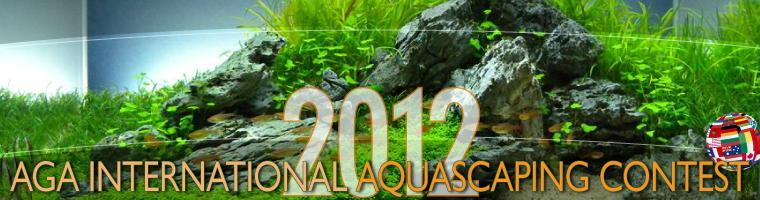 2012 AGA Aquascaping Contest